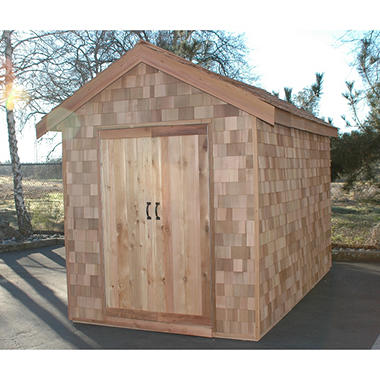 Signature 8' x 8' Shed Kit