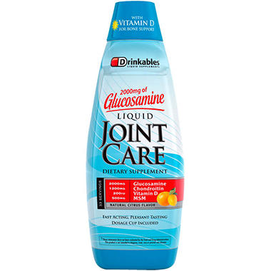 Drinkables® Ultimate Joint Care - 33 oz.