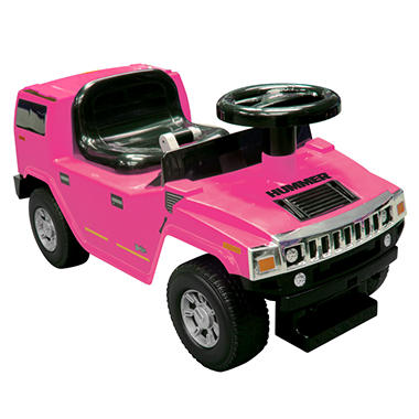 Hummer H2 Foot to Floor - Pink