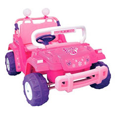 12V Surfer Girl, 2-Seater Ride-On