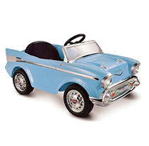 Kid Motorz 12V Chevy Bel Air - Blue