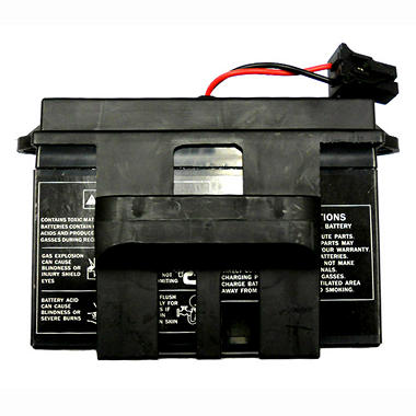 National Products Ltd 6 Volt Battery