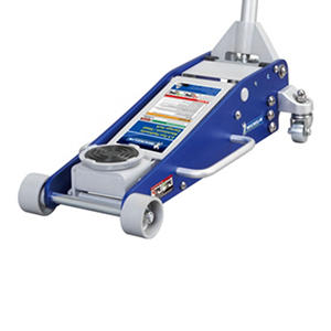 Michelin 2.5 Ton Aluminum Steel Garage Jack