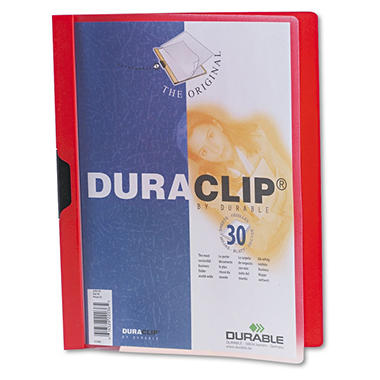 Durable® DuraClip® Report Cover