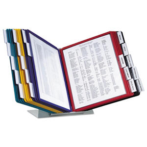 Durable - VARIO Reference Desktop System - 20 Panels