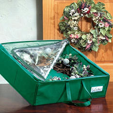 Wreath Storage Tote