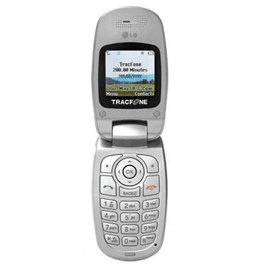 TracFone LG 200 Prepaid Cell Phone