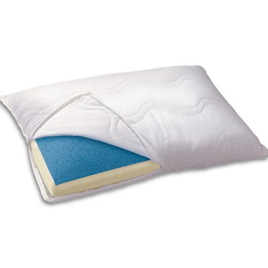 Serta Gel Foam Pillow