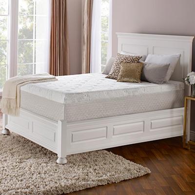 "Serta® Luxury 12"" Gel Memory Foam Mattress - Various Sizes"