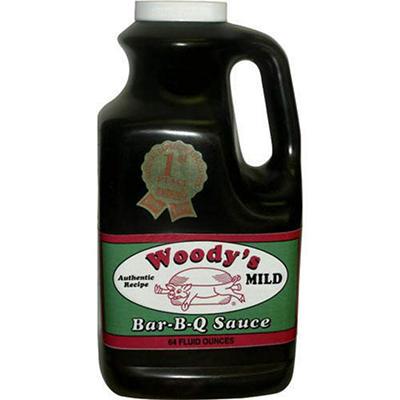 Woody's Bar-B-Q Mild Sauce - 64oz