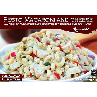 Ruprecht's Pesto Macaroni and Cheese with Chicken - 24 oz. - 2 pk.