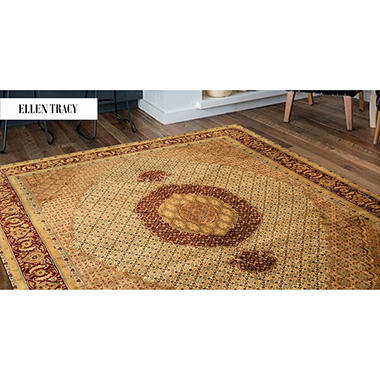 Ellen Tracy Traditional Rug (8' x 10')