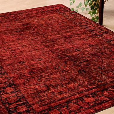 Shason Traditional Vintage Rug (8' x 13')