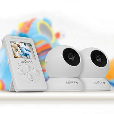 Levana Lila Two-Way Digital Wireless Baby Monitor