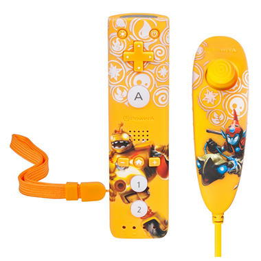 Skylanders Pro Pack Mini™ Controller Set for the Wii