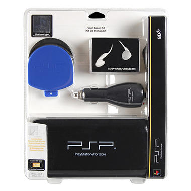 Gaming Accessory Kit - PSP