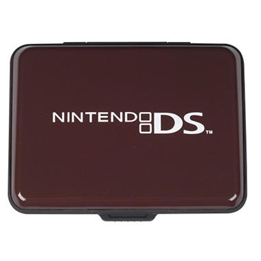 Universal Hard Case for the DS Lite, DSI or DSi XL - Wine