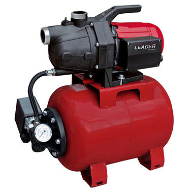 Leader Ecomatic 110 Mounted Pump - 110V - 1/2HP