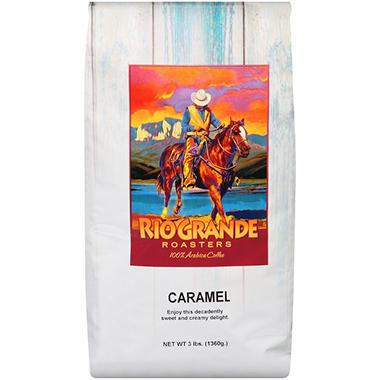 Rio Grande Roasters Caramel Coffee (3 lb.)