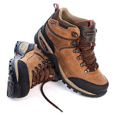 Eddie Bauer Men's Leather Hiking Boot - Sizes 8-12