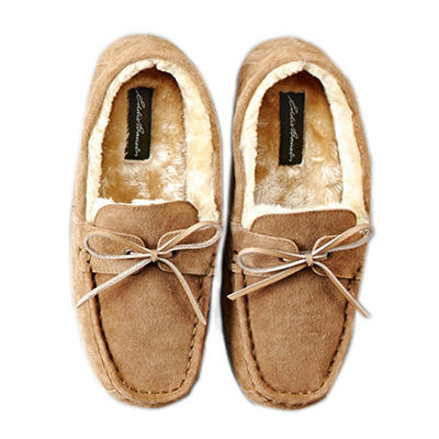 Men's Suede Slipper  (Sizes M-XXL)