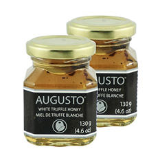 Augusto White Truffle Honey (4.6 oz jars, 2 ct.)