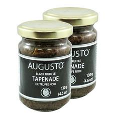 Augusto Black Truffle Tapenade (4.6 oz. jars, 2 ct.)