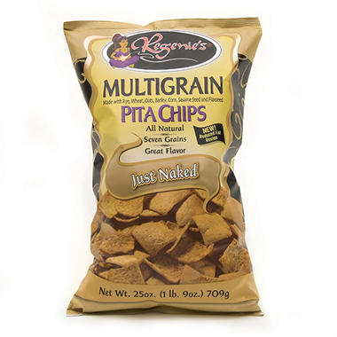 Regenie's� Multigrain Pita Chips - 25 oz.