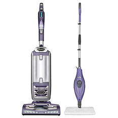 Shark Rotator Powered Lift-Away Vacuum & Bonus Shark Steam Pocket Mop