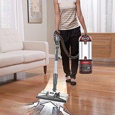 Shark Navigator Nv585 Powered Lift Away Vacuum With Bonus