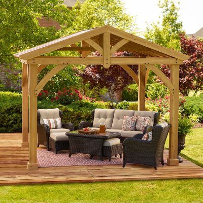 - Gazebos & Pergola Kits - Sam's Club