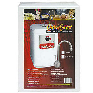 Quick & Hot Chrome, Single Lever, H710-CH