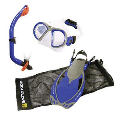 Body Glove Youth Snorkeling Set