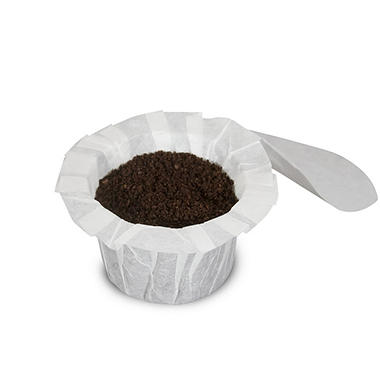 Perfect Pod EZ-Cup Filters for Single Serve Coffeemakers (K-Cups)