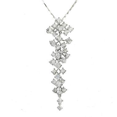 1.95 ct. t.w. Diamond Cascade Necklace (H-I, SI2)