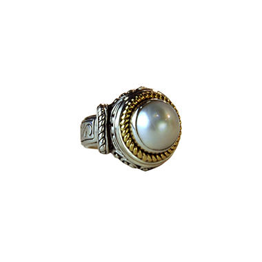 CULT MABE PEARL RING 842763 IN CLUB #