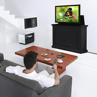 Touchstone Elevate TV Lift Cabinet - Black