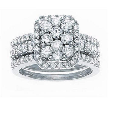 1.45 ct. t.w. Diamond Regal Elegance Ring (I, VS2)