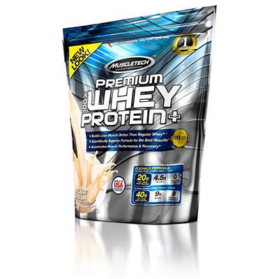 MuscleTech Premium Whey Protein - Vanilla - 5 lbs.