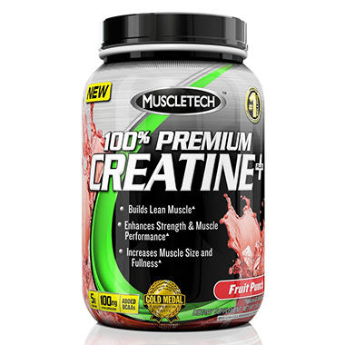 MuscleTech 100% Premium Creatine Plus