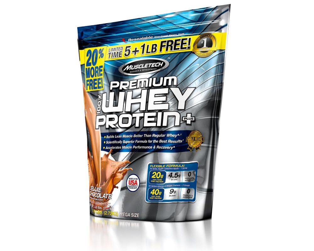 Muscletech Premium 100 Whey Protein Chocolate 6 Lbs Nitrotech Gold Lb