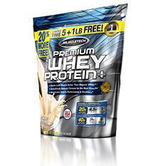 MuscleTech Premium 100% Whey Protein, Vanilla (6 lbs.)