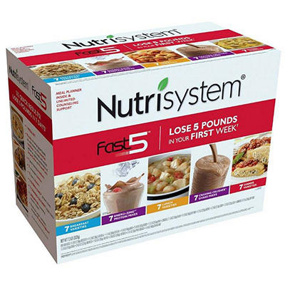 Nutrisystem Fast 5 Kit