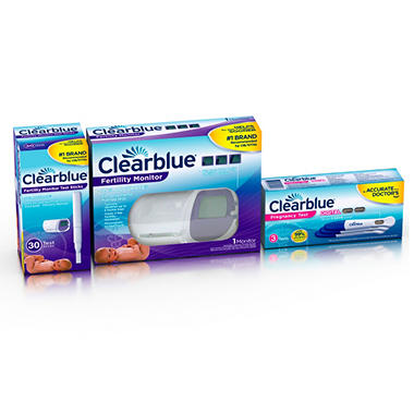 Clearblue Easy Fertility Starter Kit