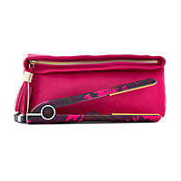 "CHI Romantic Maroon 1"" Ceramic Hairstyling Iron with Thermal Clutch"