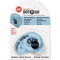 Glue Dots Memory Dot 'n Go Disposable Dispenser-30