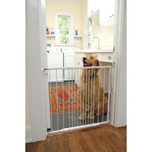 Cardinal Gates Duragate Safety Gate - White