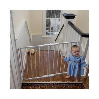 Cardinal Gates Stairway Special Safety Gate - White