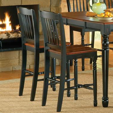 Westport Counter Chairs by Lauren Wells - 2 pk.