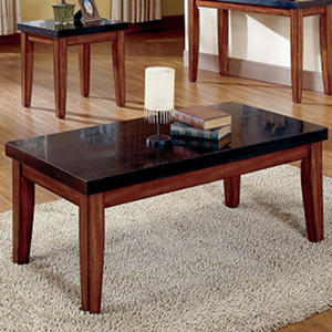 Mattoni Granite Top Cocktail Table